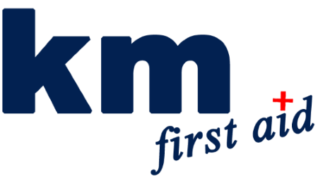 KM First Aid Logo